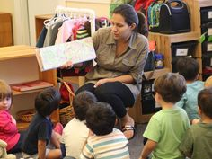 Selecting Read-Aloud Books, the Montessori Way from LePort Schools