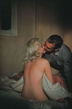 Marilyn Monroe & Clark Gable, The Misfits, 1961