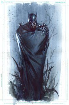 Batman by Gabriele Dell'Otto.