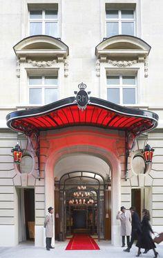 Le Royal Monceau - Raffles Paris Hotel, France