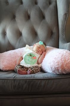 Project Nursery - Lucy Darling Shop Newborn Sticker