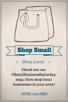 Shop local this #Sma