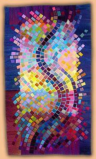 Anne Lullie: Workshops - Lectures--art quilts