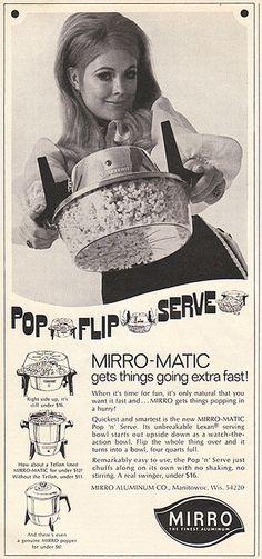 Mirro-Matic Ad 1970
