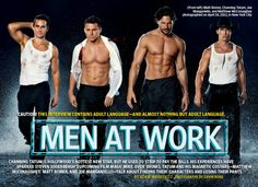 """Ready for """"Magic Mike"""" yet?"""