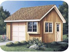 12x16 Shed W Rolling Door On Pinterest Shed Plans