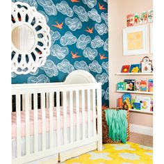 Create a Bright and Sunny Nursery for Your Baby