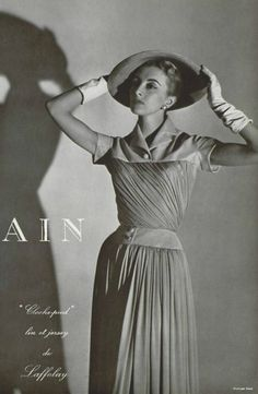 1955 Pierre Balmain