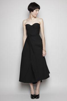 Jil Sander - Madreperla Pleated Dress