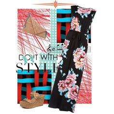 """Maxi Style"" by musicfriend1 on Polyvore"