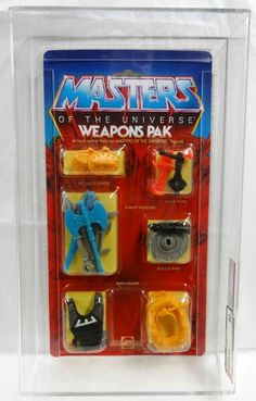 Weapons Pak