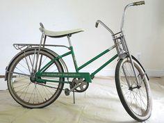 Vintage Columbia Rambler Bicycle Beach Cruiser by TheNewtonLabel,