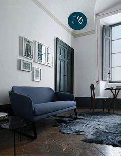 dark grey-blues / French By Design