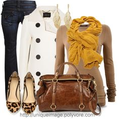 """Winter Outfit #3"" by uniqueimage on Polyvore"