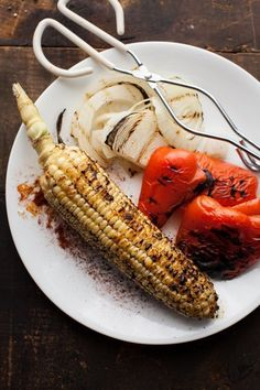 Three-Grain Grilled Vegetable and Feta Salad