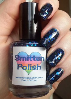 Smitten Polish - The Ghost of Jupiter (used 1x) $7 *SOLD*