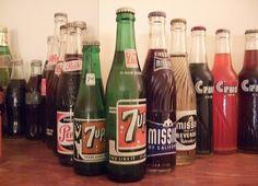 Soda in the 1960's.