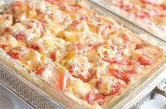 Kendal's Tomato Grits Recipe