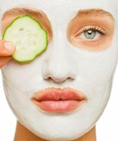 Oatmeal Face Mask  #homemade #beauty #recipes