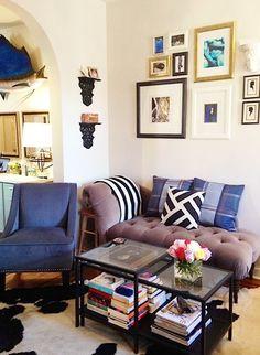 Lauren's 500 Square Foot, 5th Floor West Village Walk-Up Studio -- House Call