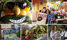 Creating A Waterfall of Real Food, Cooking and Food Education