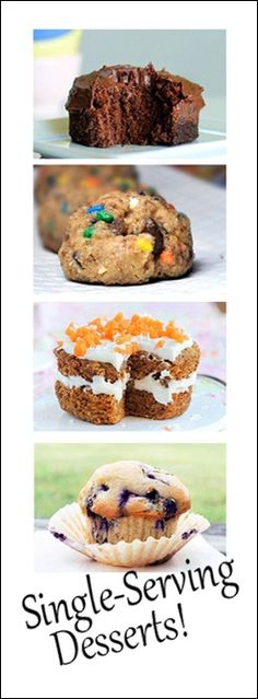 Vegan Single Serving Recipes!