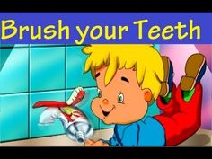 Dental Health Song, Brush Your Teeth:  invite you to visit my channel : jorgeembon (blue) - Animated cartoons that contain kindergarten and preschool songs with new characters and popular, didactic songs for children and grown ups HAPPY www.kidsconceptcorp.com