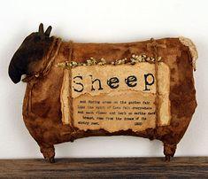 LOVE this prim sheep!!!