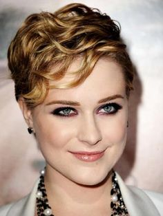 Celebrity Short Hairstyles - Short Celebrity Hair Ideas and Haircuts - Real Beauty