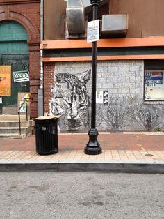 Street Art in Baltimore MD
