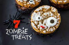 7 Zombie-Themed Treats for Halloween | thegoodstuff