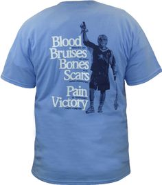 Lax Unlimited VICTORY Lacrosse T Shirt -Carolina