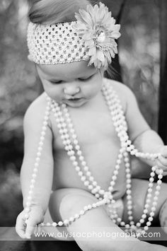 baby pearls #photography