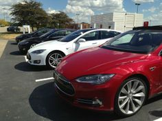 Tesla plugs in to Highland Park