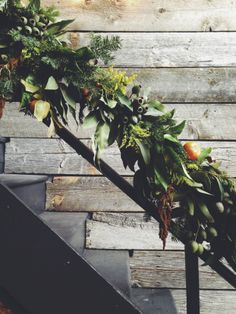 A gorgeous garland! At Crown Nine Shop in Oakland | As Of Late | Eva Kolenko Photography Blog