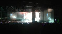 One Direction see live