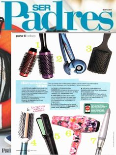 The Harry Josh Flat Iron featured in Ser Padre's May issue.