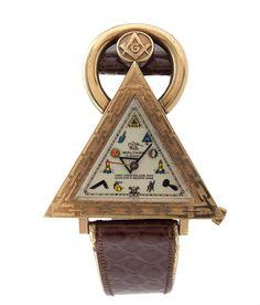 Waltham Freemason Watch (12/8/2013 - Jewelry Fall)
