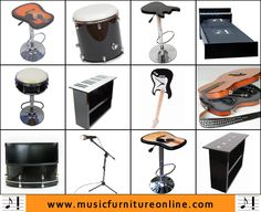 Cool Music Furniture ideas