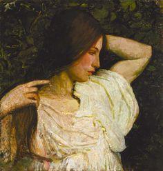 Abbott Handerson Thayer (1849-1921)