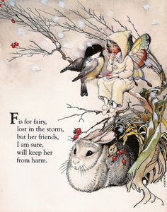 """F is for Fairy"""