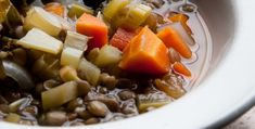 Savory Lentil Soup