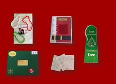 #Gift Package from #Santa by SantaGiftWorkshop on Etsy, $10.85