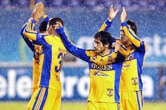 Con el triunfo esta jornada 6, los Tigres de la UANL sumaron tres victorias consecutivas en el Clausura 2012.