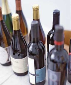 How to Host a Wine Tasting Party, from @lisa Choe Simple