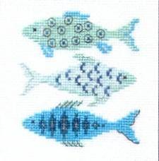 Three Fish, from DMC Club.