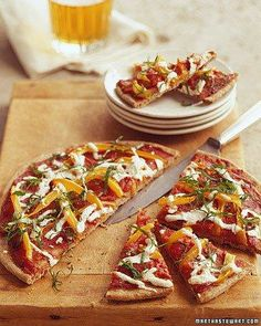 Pita Pizza Recipe