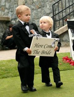 Love wedding signs