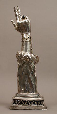 Reliquary Arm of St. Valentine