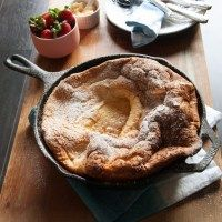 The most perfect Dutch baby pancake -